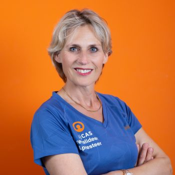Yolanda Rieter - bijCAS: Go For Fit!