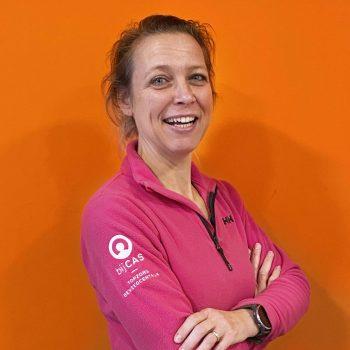 Simone Heestermans - bijCAS: Go For Fit!