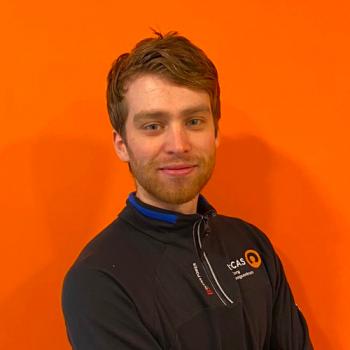 Robbie van Bakel - bijCAS: Go For Fit!